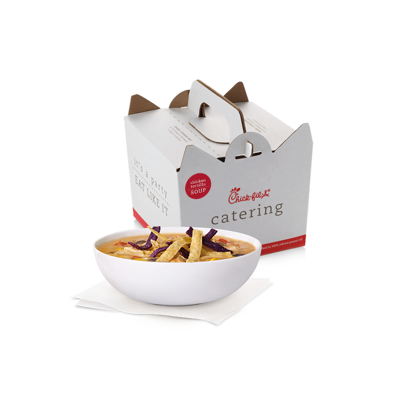 Chicken Tortilla Soup 64 oz