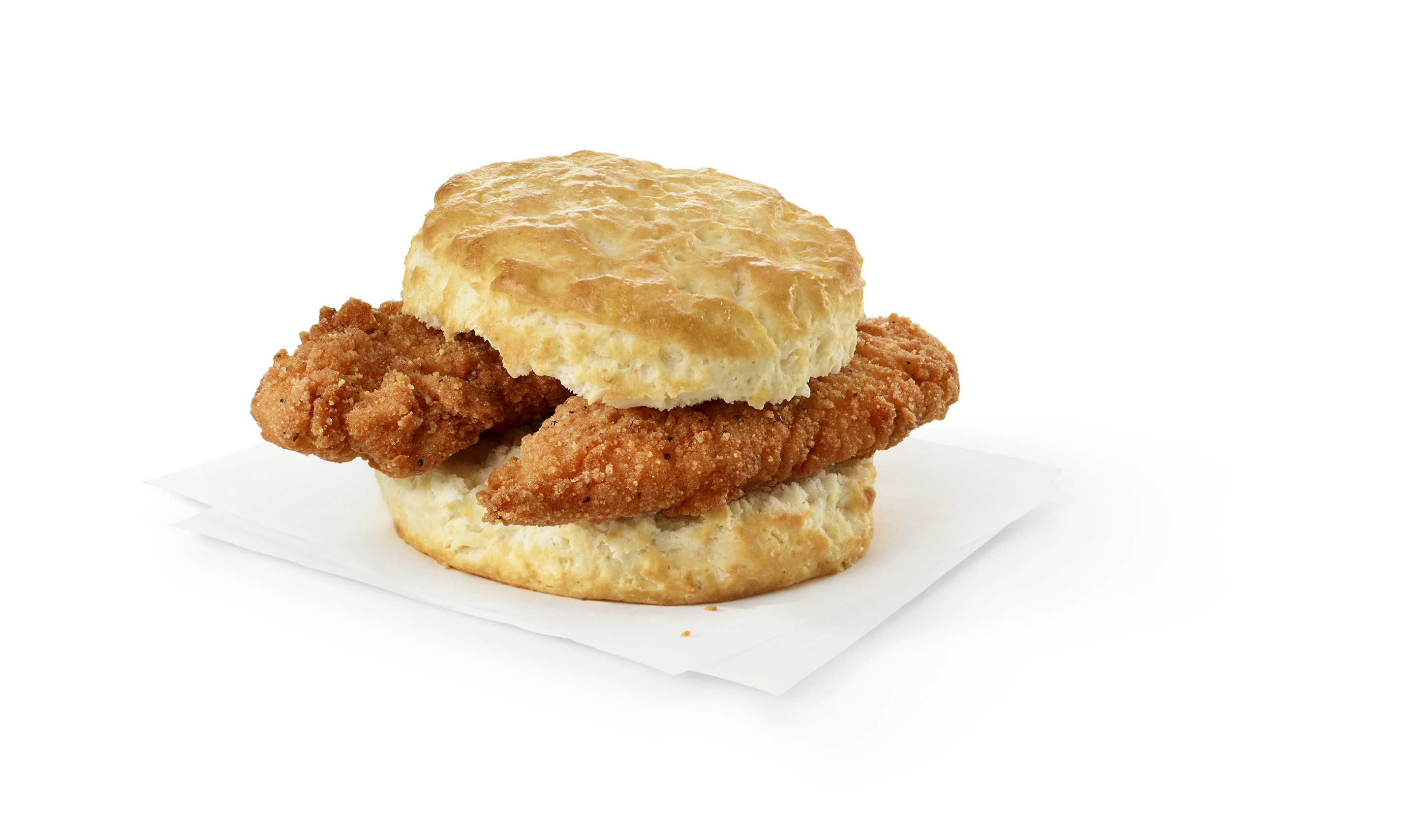 Spicy Chick-n-Strips™ Biscuit
