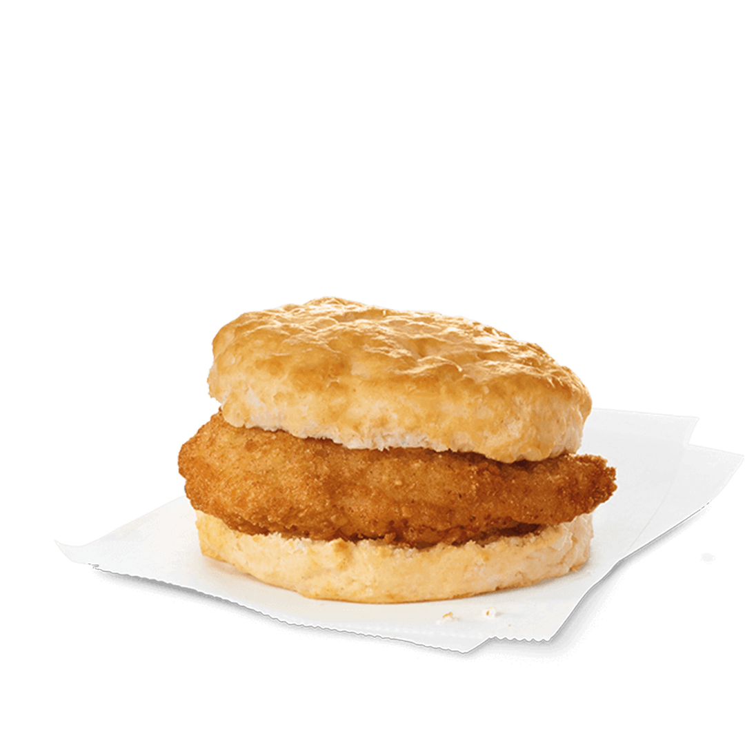 Chick-fil-A<sup>®</sup> Chicken Biscuit