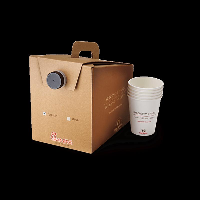 Decaf Coffee 96 oz