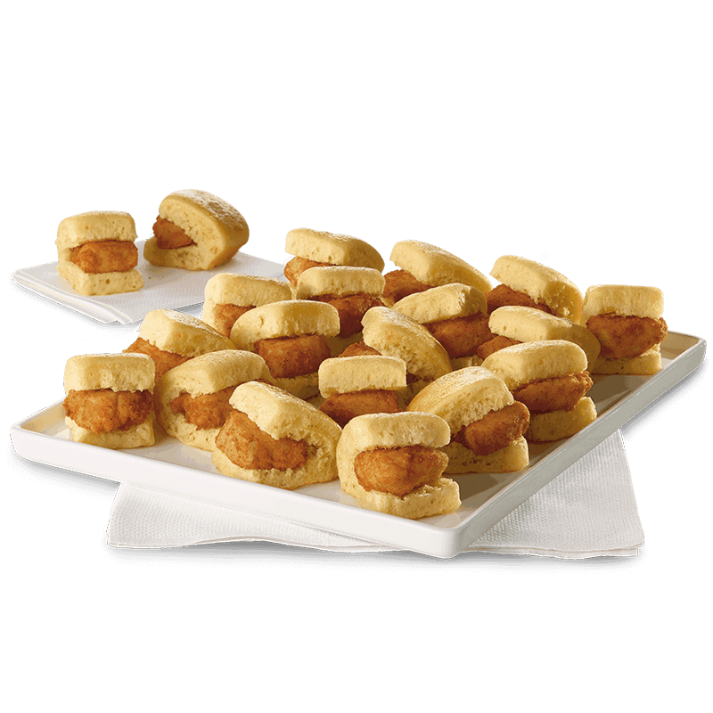 Small Chick-n-Minis™ Tray