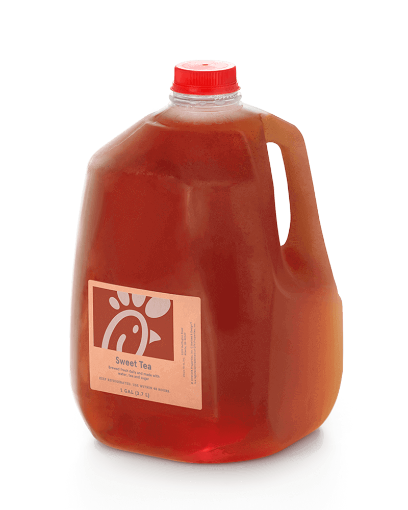 Gallon Freshly-Brewed Iced Tea Sweetened