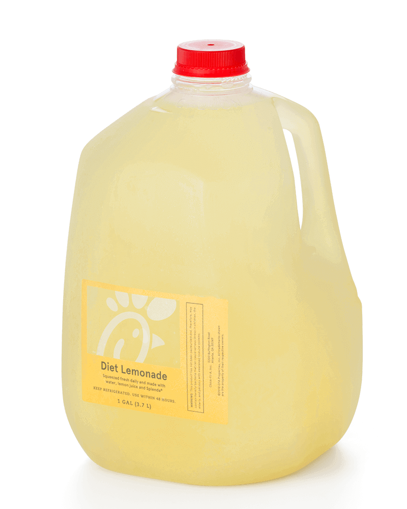Gallon Chick-fil-A® Diet Lemonade