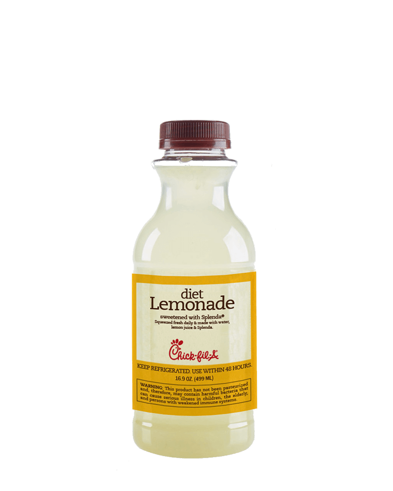 Single Serve Diet Lemonade
