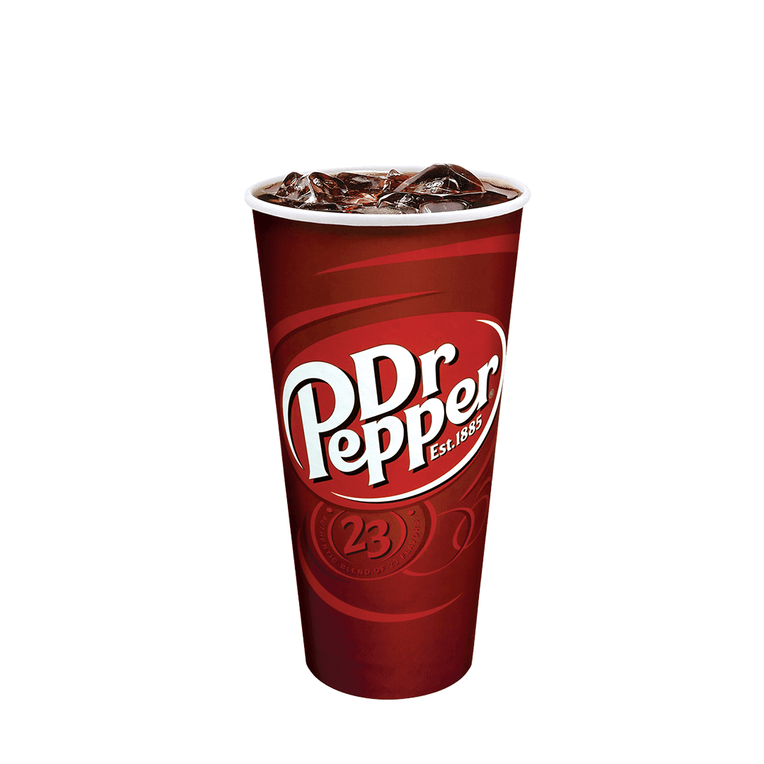 Medium Dr Pepper®
