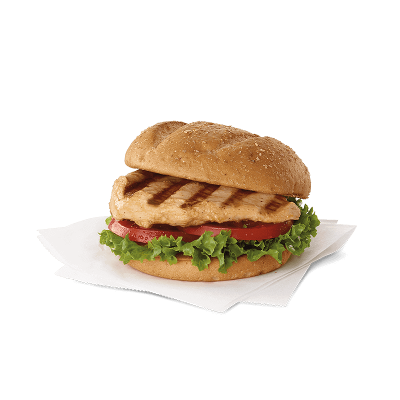 Grilled Chicken Sandwich Nutrition And Description Chick Fil A