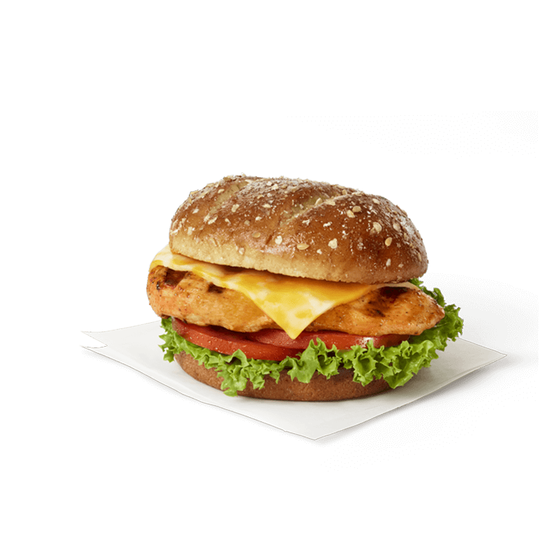 Grilled Spicy Deluxe
