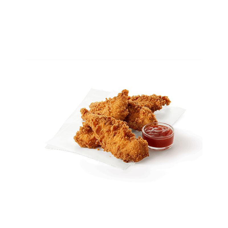 Spicy Strips