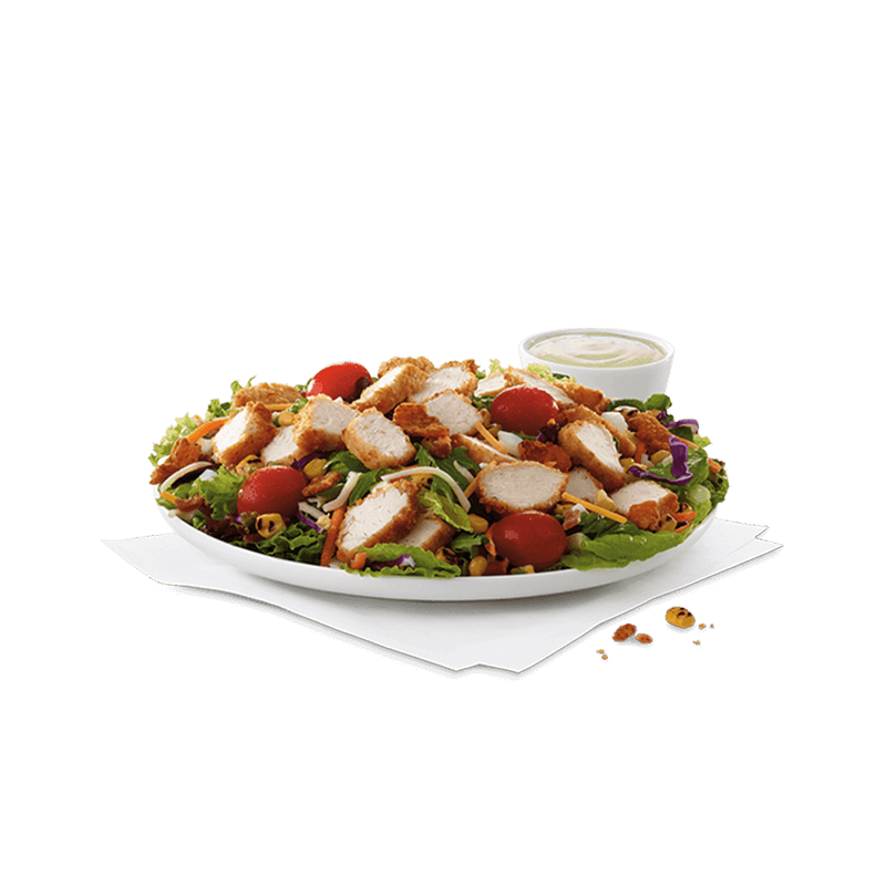 cobb salad nutrition and description chick fil a