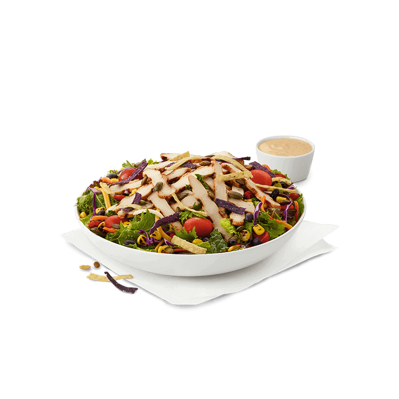 Spicy Southwest Salad
