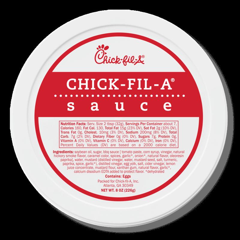 8oz Chick-fil-A<sup>®</sup> Sauce