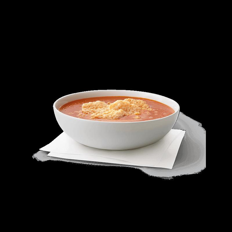 Tomato Asiago Soup