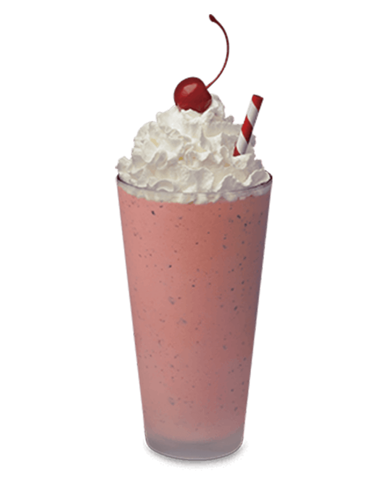 Peppermint Chip Milkshake