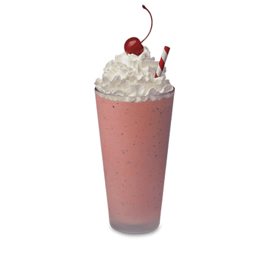 Small Peppermint Chip Milkshake