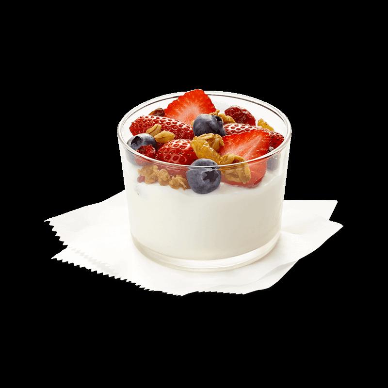 Greek Yogurt Parfait w/ Granola