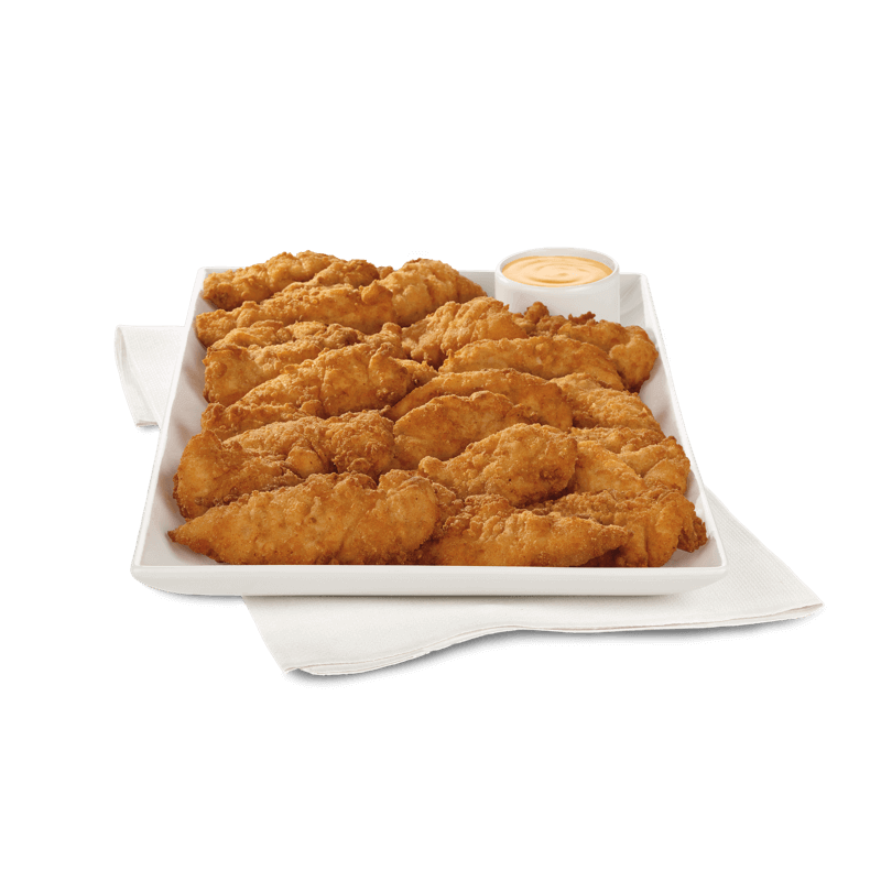 Hot Chick-n-Strips™ Trays