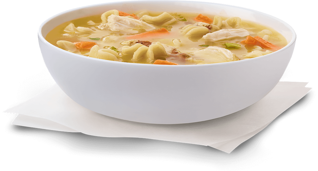 Chicken Noodle Soup Nutrition And Description Chick Fil A