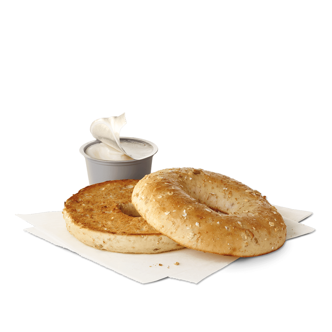 Nutrition Facts Whole Wheat Bagel With Cream Cheese ...