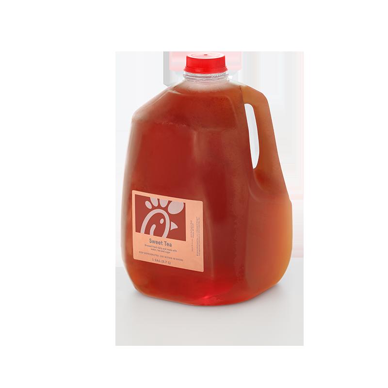 Gallon Freshly-Brewed Iced Tea Sweetened