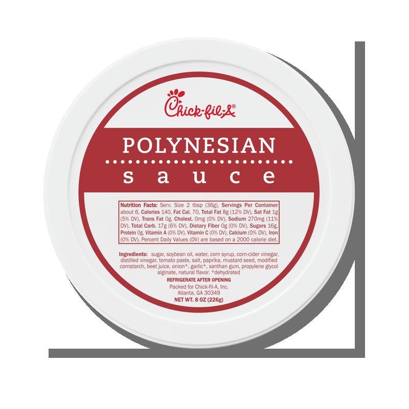 8oz Polynesian Sauce