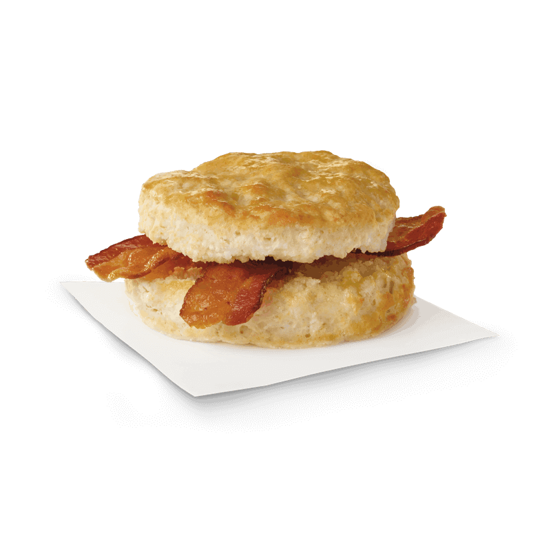 Bacon Biscuit