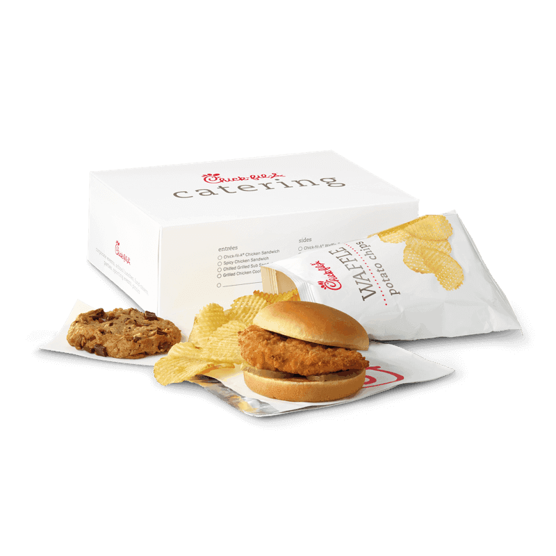Chick-fil-A<sup>®</sup> Chicken Sandwich Packaged Meal