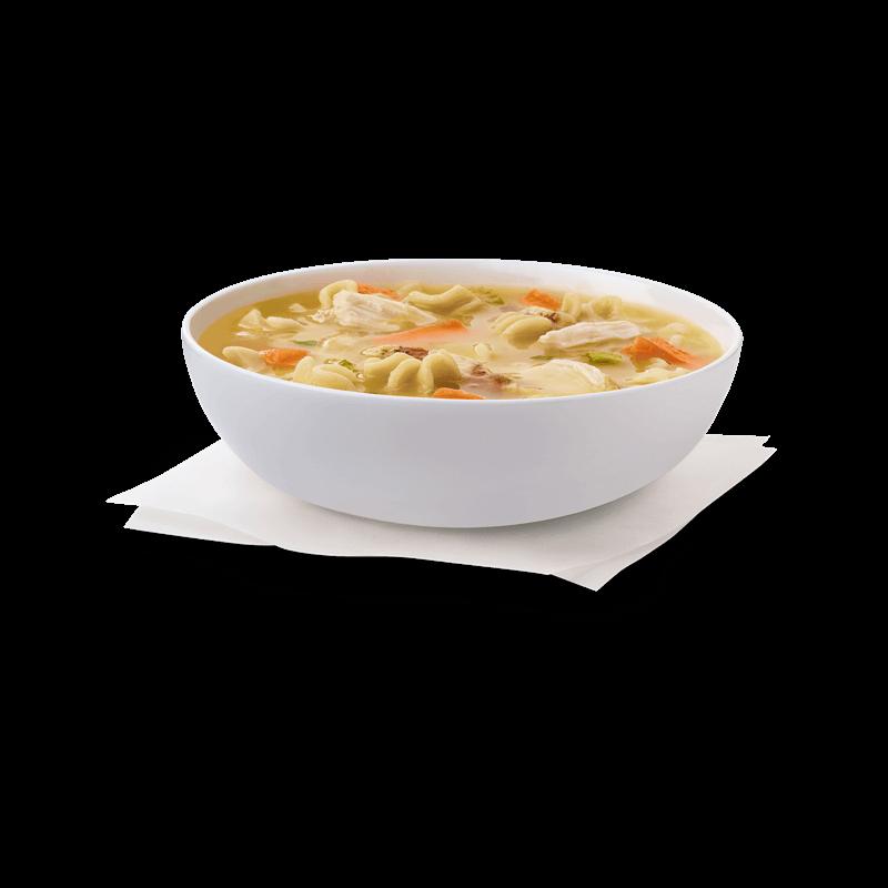 Chicken Noodle Soup Nutrition And Description Chick Fil A