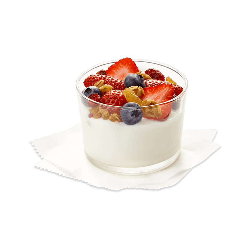 Greek Yogurt Parfait w/ Granola