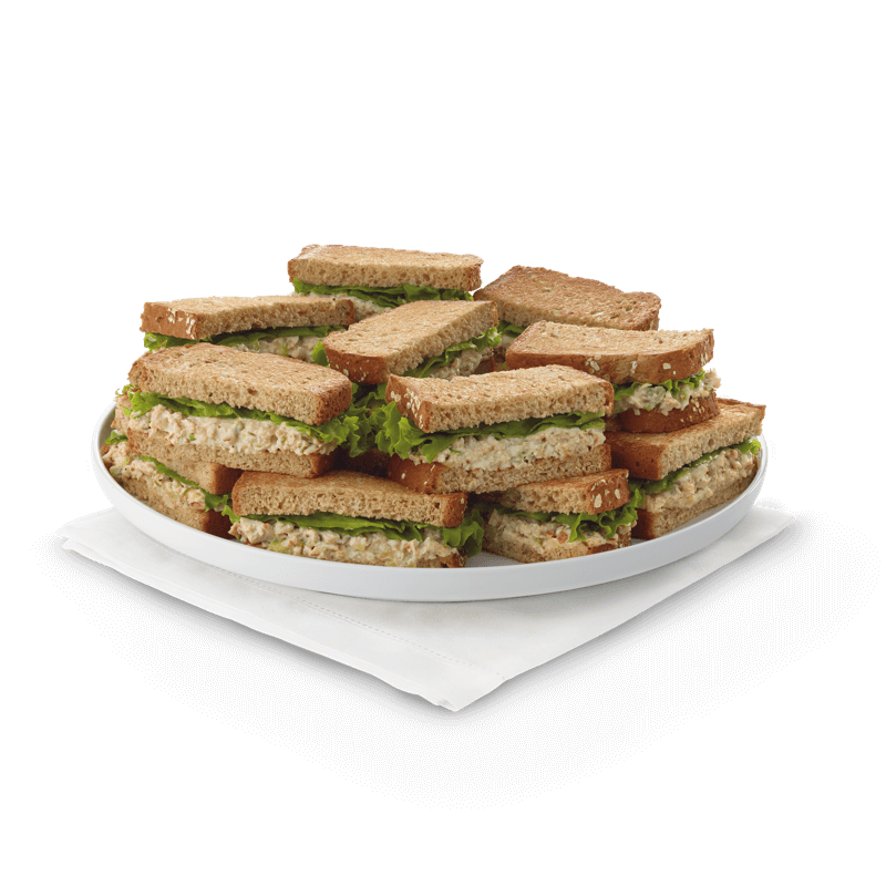 Chicken Salad Sandwich Tray