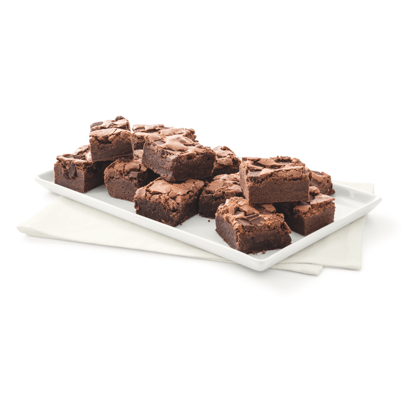Chocolate Fudge Brownie Tray