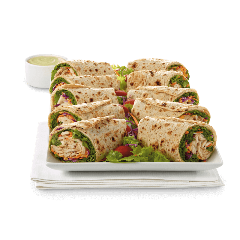 Grilled Chicken Cool Wrap® Trays