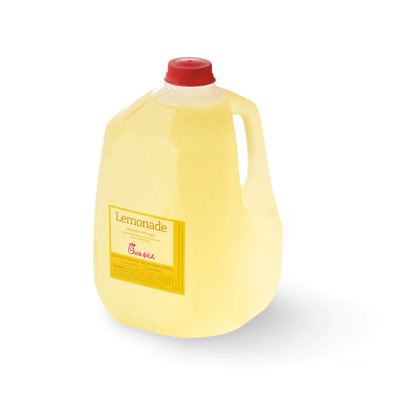 Gallon fresh-squeezed Lemonade