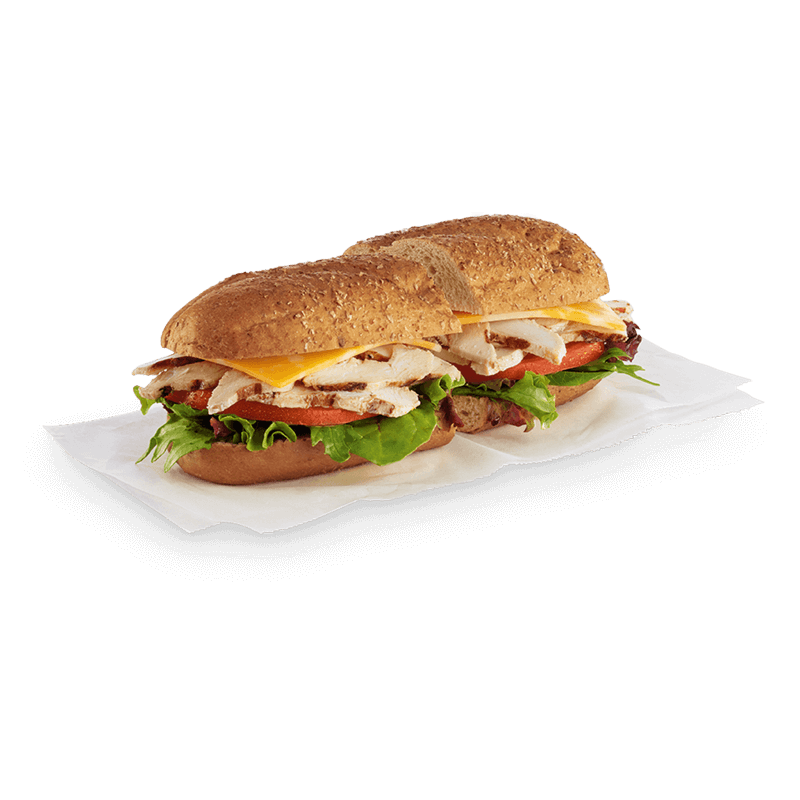 Chilled Grilled Chicken Sub Sandwich