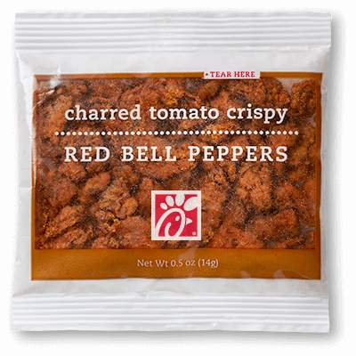 Crispy Bell Peppers