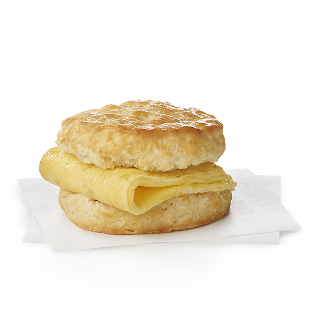 Biscuit w/ Egg