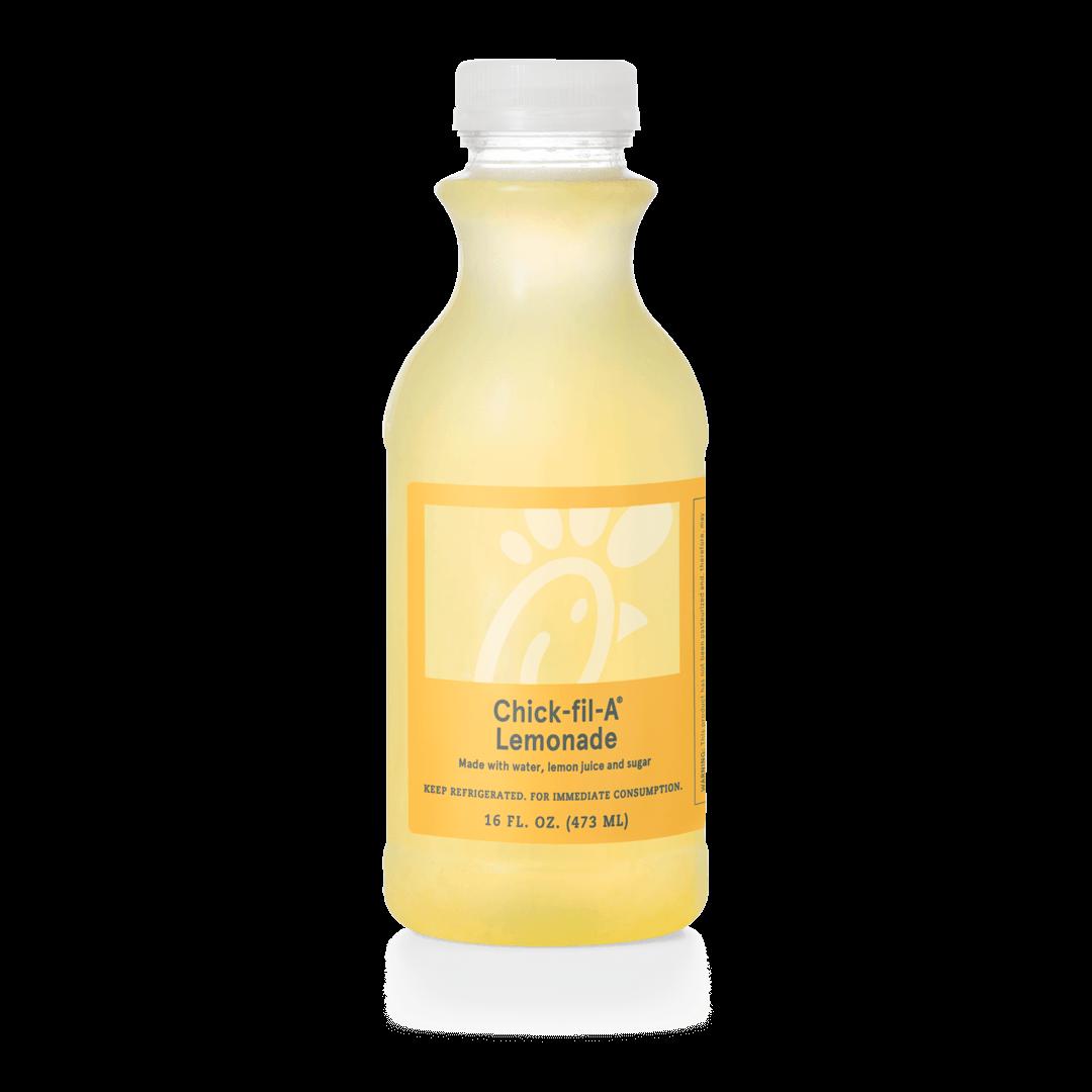 Bottled Lemonade