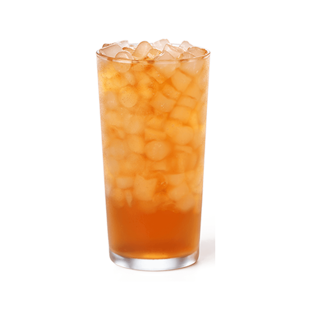 Medium Freshly-Brewed Iced Tea Unsweetened