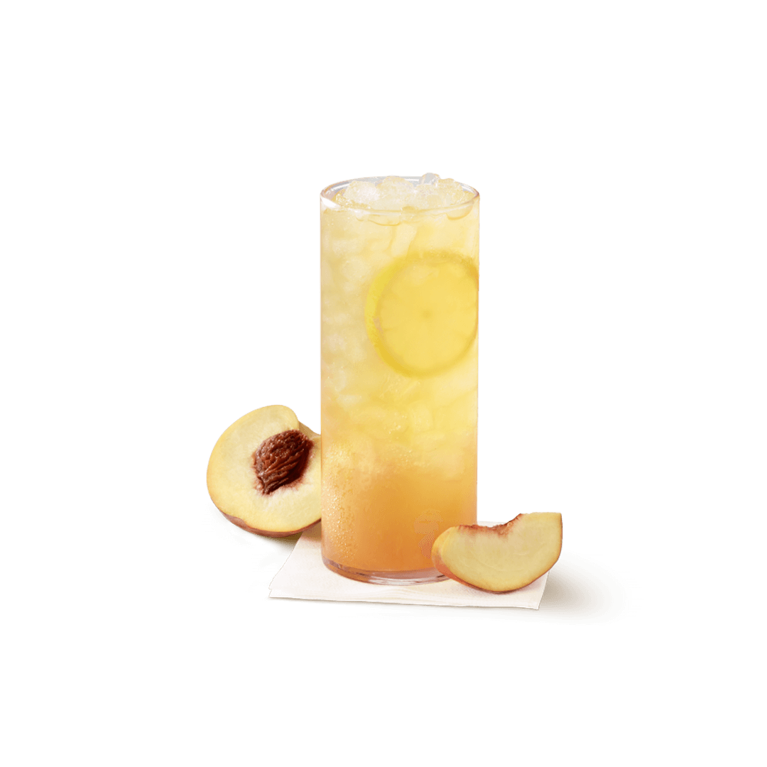 Large Diet White Peach Tea Lemonade