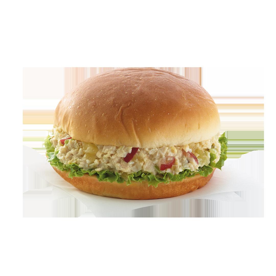 Island Chicken Salad Sandwich