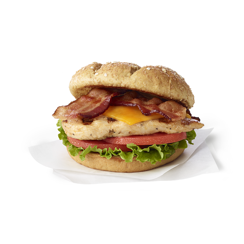 Chick-fil-A® Grilled Chicken Club Sandwich