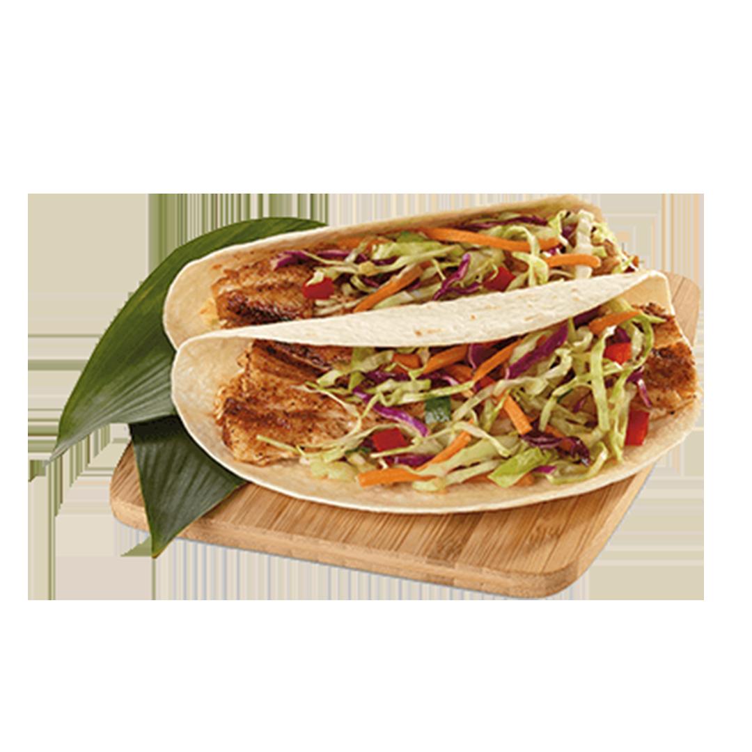 Fried Cod Tacos