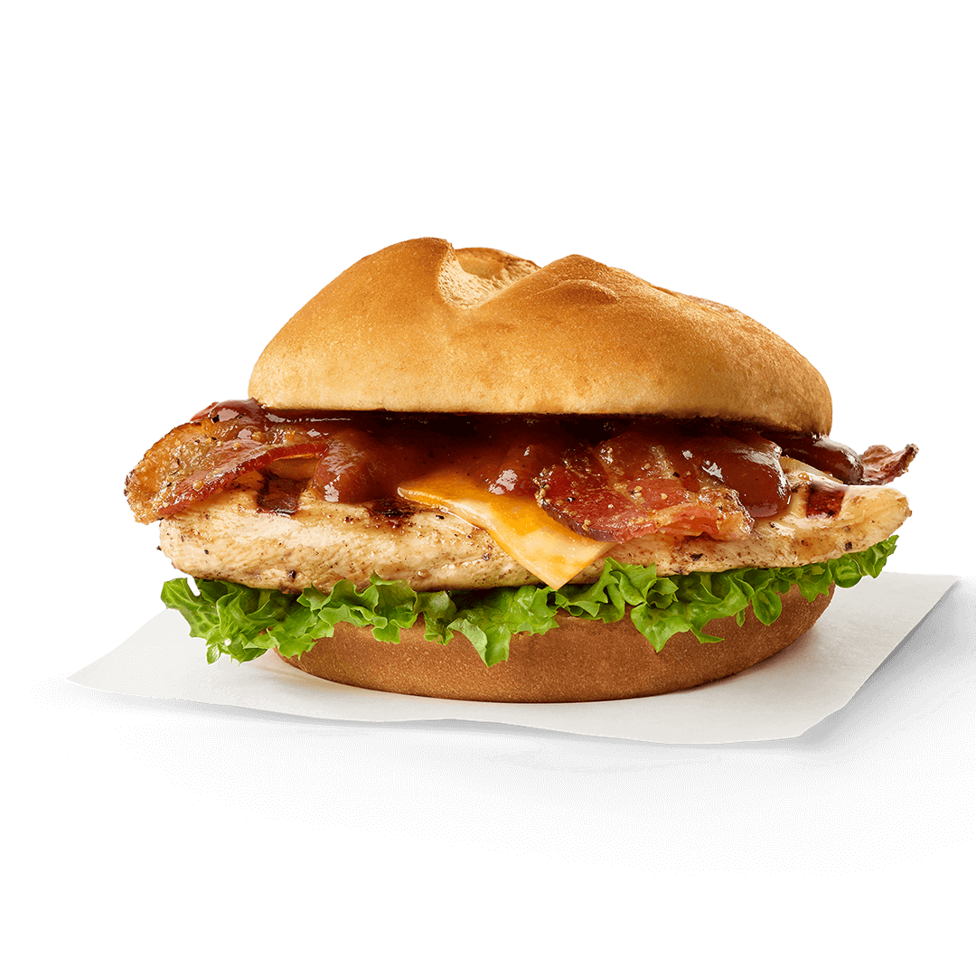 Smokehouse BBQ Bacon Sandwich