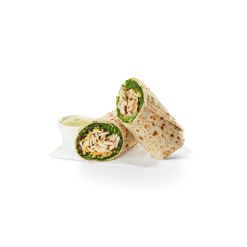 Grilled Cool Wrap
