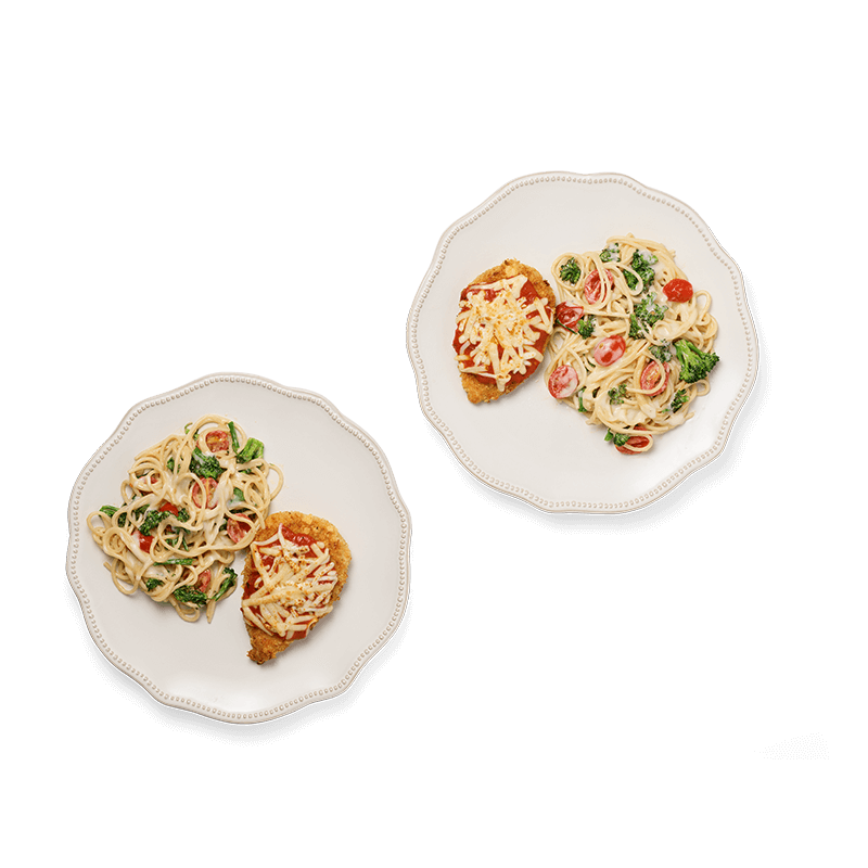 Chicken Parmesan - Serves 2(limited quantity)