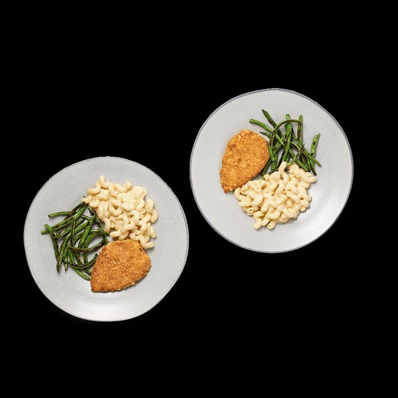 Crispy Dijon Chicken - Serves 2(limited quantity)