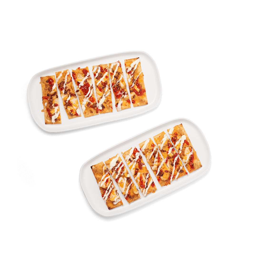 Chicken Flatbread - Serves 2(limited quantity)