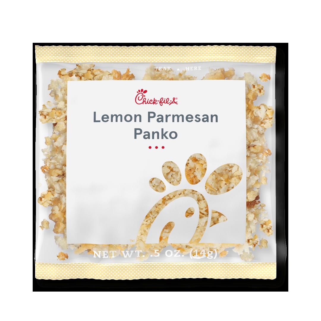 Lemon Parmesan Panko