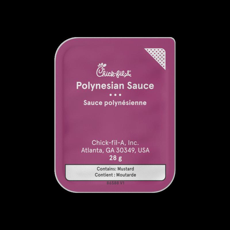 Polynesian Sauce