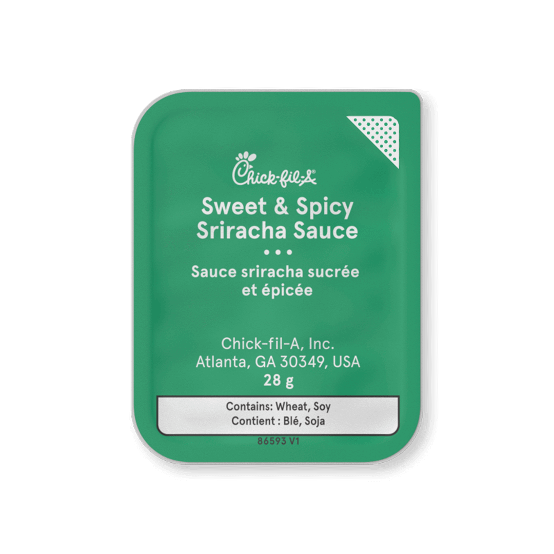 Sweet and Spicy Sriracha Sauce