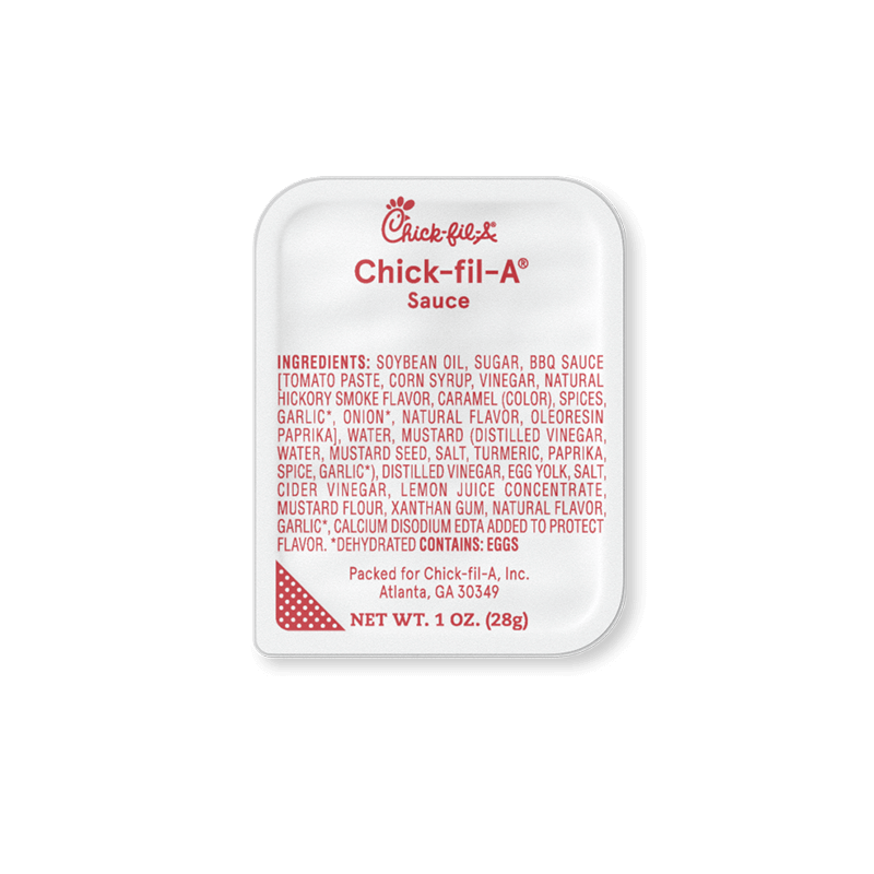 Chick-fil-A<sup>®</sup> Sauce
